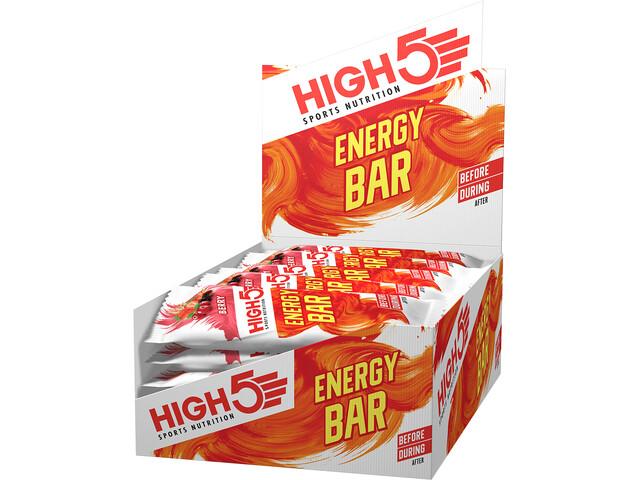 High5 Energiereep Box 25x55g, Berry